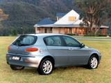 Alfa Romeo 147 5-door AU-spec 937B (2001–2004) wallpapers