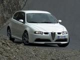 Alfa Romeo 147 GTA 937A (2002–2005) photos
