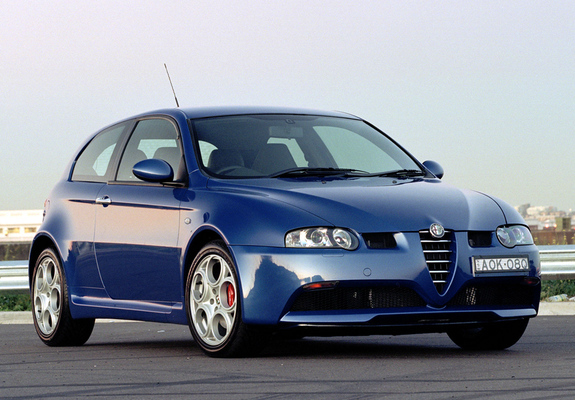 2002 Alfa Romeo 147 Gta Hd Wallpaper Background Image