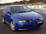 Alfa Romeo 147 GTA AU-spec 937A (2003–2005) photos