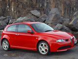 Alfa Romeo 147 GTA UK-spec 937A (2003–2005) photos