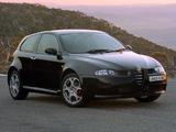 Alfa Romeo 147 GTA AU-spec 937A (2003–2005) pictures