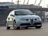 Alfa Romeo 147 GTA AU-spec 937A (2003–2005) wallpapers