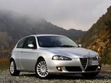 Alfa Romeo 147 3-door 937A (2004–2009) images