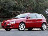 Alfa Romeo 147 3-door AU-spec 937A (2005–2009) images