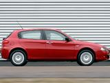 Alfa Romeo 147 5-door UK-spec 937B (2005–2009) photos