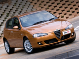 Alfa Romeo 147 5-door ZA-spec 937B (2005–2009) wallpapers