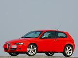 Alfa Romeo 147 Q2 937A (2006–2009) pictures