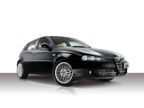 Alfa Romeo 147 Collezione 5-door UK-spec 937B (2008) photos