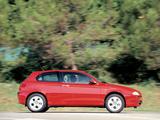 Alfa Romeo 147 3-door 937A (2000–2004) pictures