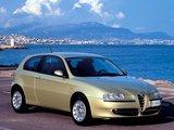 Alfa Romeo 147 3-door 937A (2000–2004) wallpapers