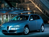 Alfa Romeo 147 5-door 937B (2001–2004) photos