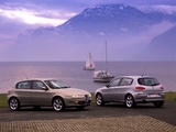Alfa Romeo 147 5-door 937B (2001–2004) wallpapers