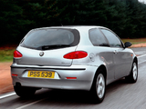 Images of Alfa Romeo 147 3-door UK-spec 937A (2001–2004)