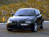 Images of Alfa Romeo 147 GTA AU-spec 937A (2003–2005)