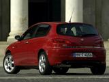 Images of Alfa Romeo 147 5-door 937B (2004–2010)