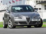 Images of Alfa Romeo 147 Q2 UK-spec 937A (2007–2009)