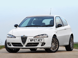 Images of Alfa Romeo 147 Collezione 3-door UK-spec 937A (2008)