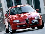 Images of Alfa Romeo 147 3-door 937A (2000–2004)