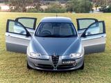 Photos of Alfa Romeo 147 5-door AU-spec 937B (2001–2004)