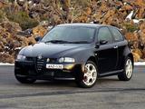 Photos of Alfa Romeo 147 GTA AU-spec 937A (2003–2005)