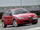 Photos of Alfa Romeo 147 5-door 937B (2004–2010)