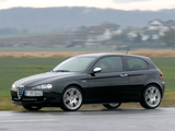 Photos of Alfa Romeo 147 Quadrifoglio Verde 937A (2008–2009)