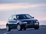 Pictures of Alfa Romeo 147 3-door 937A (2000–2004)