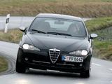 Pictures of Alfa Romeo 147 Quadrifoglio Verde 937A (2008–2009)