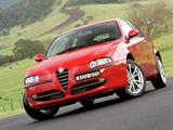 Alfa Romeo 147 Ti AU-spec 937A (2003–2004) wallpapers