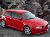 Alfa Romeo 147 GTA UK-spec 937A (2003–2005) wallpapers