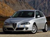 Alfa Romeo 147 3-door 937A (2004–2009) wallpapers