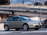 Alfa Romeo 147 5-door 937B (2001–2004) wallpapers