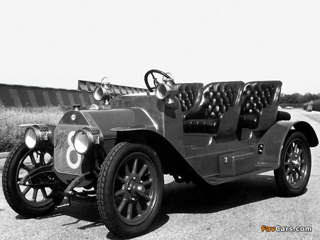 A.L.F.A. 15 HP Corsa (1912–1913) wallpapers (640 x 480)