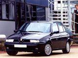 Alfa Romeo 155 Q4 167 (1992–1995) images