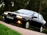 Alfa Romeo 155 Q4 167 (1992–1995) photos