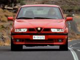Alfa Romeo 155 Q4 167 (1992–1995) pictures
