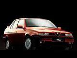 Alfa Romeo 155 1.8 T.Spark Formula 167 (1994) pictures