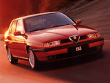 Alfa Romeo 155 167 (1995–1997) photos