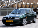 Alfa Romeo 155 167 (1995–1997) pictures