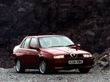 Alfa Romeo 155 UK-spec 167 (1995–1997) pictures