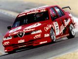 Alfa Romeo 155 2.0 TS D2 Evoluzione SE063 (1995) pictures