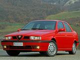 Photos of Alfa Romeo 155 Q4 167 (1992–1995)