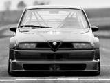 Photos of Alfa Romeo 155 2.5 V6 TI DTM SE052 (1993)