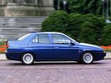 Pictures of Alfa Romeo 155 167 (1995–1997)