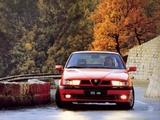 Pictures of Alfa Romeo 155 Q4 167 (1992–1995)