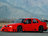 Alfa Romeo 155 2.5 V6 TI DTM SE057 (1994) wallpapers