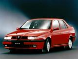 Alfa Romeo 155 Q4 167 (1992–1995) wallpapers