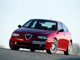 Alfa Romeo 156 932A (1997–2002) photos