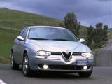 Alfa Romeo 156 932A (2002–2003) images